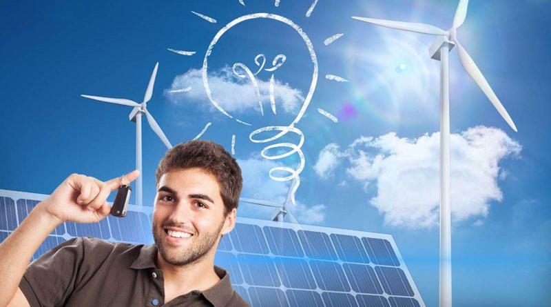 Energia solar entre os melhores investimentos