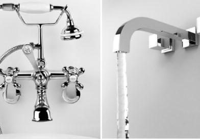 Misturador de água quente: Monocomando ou Bicomando?