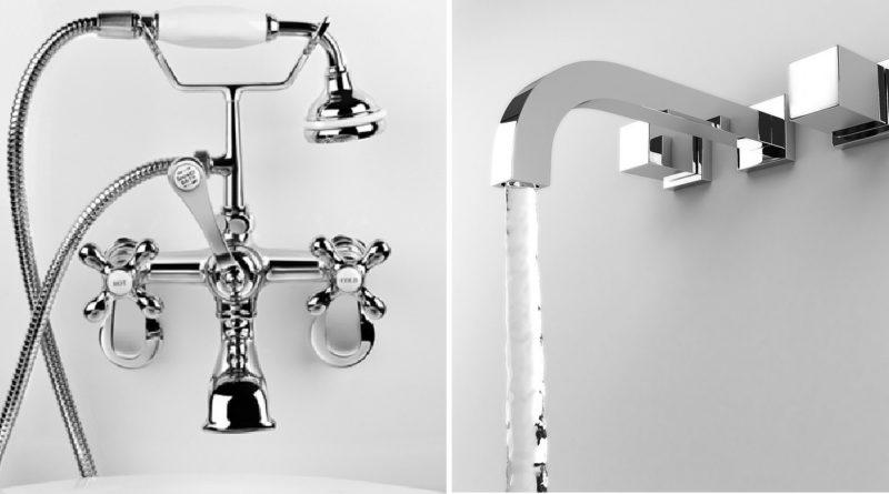 Misturador de água quente: Monocomando ou Bicomando
