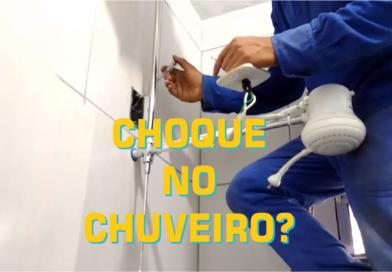 Aterramento de chuveiro: Veja como é importante para evitar choque elétrico
